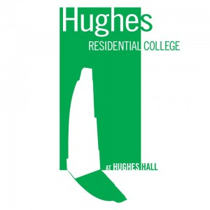 Hughes Residential College Logo